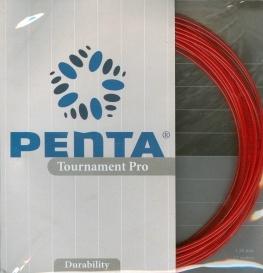 Tennissaite - Penta Tournament Pro - 12 m - rot