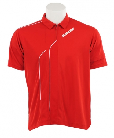 Babolat - Polo Men Club - rot