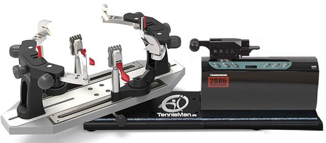 Besaitungsmaschine - TennisMan StringMaster Pro 50 LE Elektronik