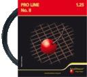 Tennissaite-Kirschbaum Pro Line II - 12m - schwarz