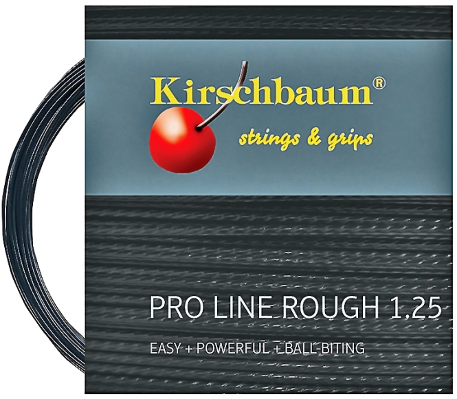 Tennissaite-Kirschbaum Pro Line Rough - 12 m
