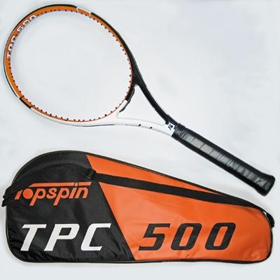 Tennisschläger- Topspin TPC 500 Junior 69 cm
