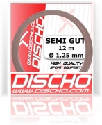 Tennissaite - DISCHO Semi Gut  - 12 m