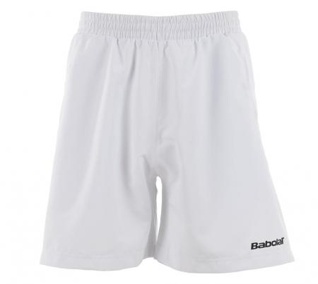 Babolat - Short Boy Club - weiß