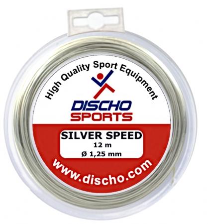 Tennissaite - DISCHO Silver Speed (HQP) - 12 m