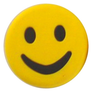 Vibrastop- Discho- Smiley Damp d-v1003