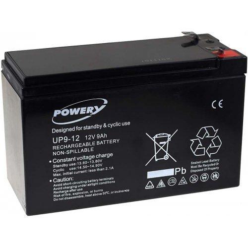 Ersatzbatterie fĂĽr Spinshot Maschinen spsh_batterie9