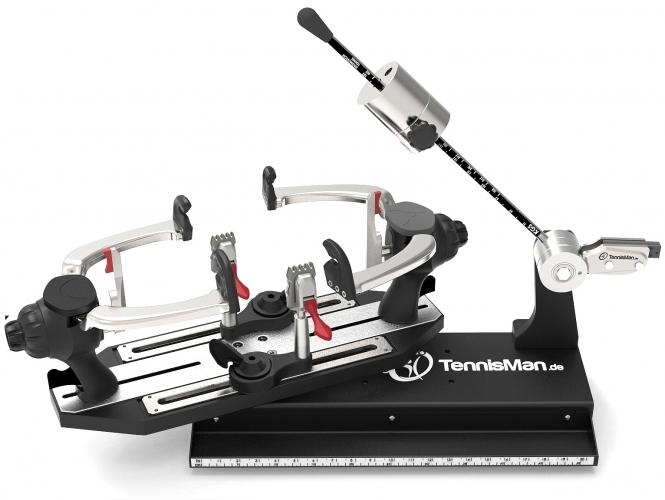 Besaitungsmaschine - TennisMan StringMaster 4000