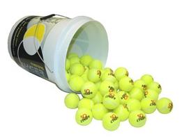 Tennisbälle TYGER SQ-Allcourt 96 Stck im Eimer. ITF Approved