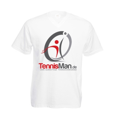 Tennisman.de T-Shirt XL