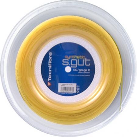 Tennissaite - Tecnifibre Synthetic Gut - 200 Meter