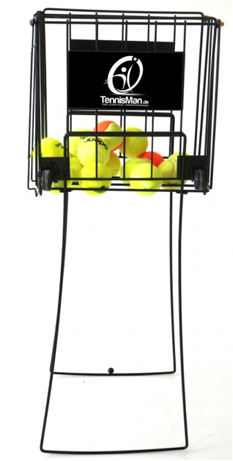 Tennisman - Rollerpicker 72 - Ballsammelkorb