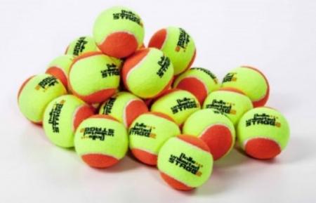 Tennisbälle - Balls Unlimited Stage 2 60er Beutel