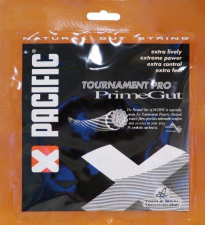 Pacific Tournament Pro - Prime Gut (orange Bull Fibre) - 12,2 Meter