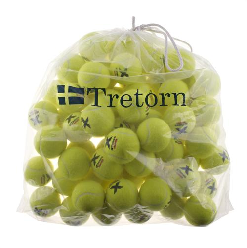 Tennisbälle - Tretorn Coach - 72 Bälle im Polybeutel