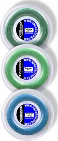 Tennissaite - SPEEDstring Tricolor - 200 m