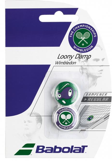 Babolat - Loony Damp Wimbledon 2er Pack 700037