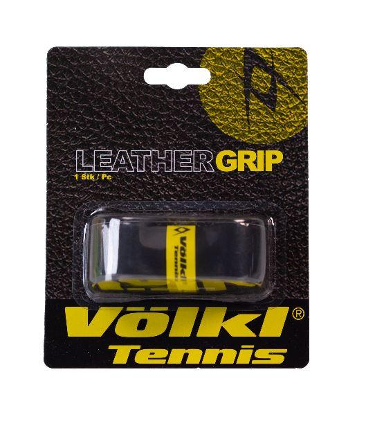 Basisgriffband - Völkl - Leather Grip - Black V35501