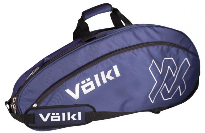 Tennistasche - Völkl - TEAM PRO - Navy/Silver (2019) V79002