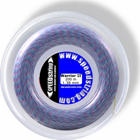 Tennissaite - SPEEDstring  Warrior II - 200 m