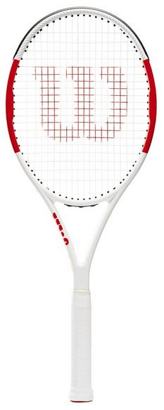 Tennisschläger - Wilson - SIX.ONE Team 95 (2017)