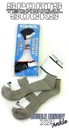 Karakal - X2 Ankle Socks 59518