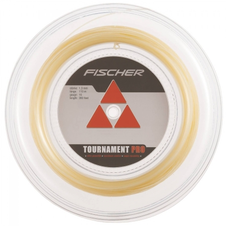 Tennissaite - Fischer Tournament Pro 110 m