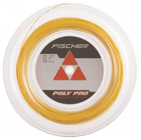 Tennissaite - Fischer Poly Pro 200 m