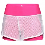 Bidi Badu - Efia Tech 2in1 Shorts - white/pink - 2018