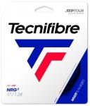 Tennissaite - Tecnifibre - NRG² - 12 m - Schwarz