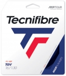 Tennissaite - Tecnifibre - TGV - 12 m - Schwarz