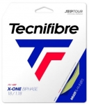 Tennissaite - Tecnifibre - X-ONE BIPHASE - 12 m - Natur