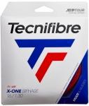 Tennissaite - Tecnifibre - X-ONE BIPHASE - 12 m - Rot