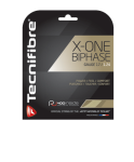 Tennissaite - Tecnifibre - X-ONE BIPHASE - Naturel - 200m