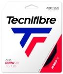 Tennissaite - Tecnifibre - DURAMIX HD - 12 m - Schwarz