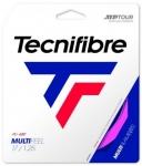 Tennissaite - Tecnifibre - MULTIFEEL - 12 m - Pink
