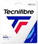 Tennissaite - Tecnifibre - MULTIFEEL - 12 m - Blau