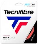 Tennissaite - Tecnifibre - BLACK CODE - 12 m - Fire