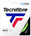 Tennissaite - Tecnifibre - BLACK CODE - 12 m - Lime