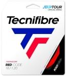 Tennissaite - Tecnifibre - RED CODE - 12 m - Rot