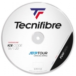 Tennissaite - Tecnifibre - ICE CODE - 200 m - Weiß