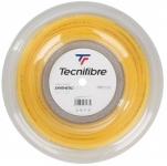 Tennissaite - Tecnifibre - SYNTHETIC GUT - 200 m - Gelb