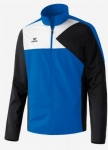 erima - PREMIUM ONE Jacke blau/schwarz/weiß