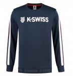 K-SWISS - HERITAGE SPORT LOGO C-NECK - Herren (2020)