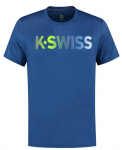 K-Swiss - HYPERCOURT K-SWISS TEE - Herren (2020)