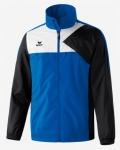 erima - PREMIUM ONE Allwetter-Jacke blau/schwarz/weiß