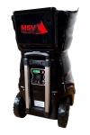 MSV PlayTec V 160, schwarz, Tennisballmaschine