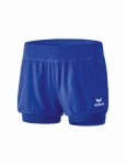 erima - Masters 2 in 1 Shorts mazarine blue - Kids - 2018