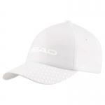 HEAD - Performance Cap- weiß