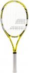Tennisschläger- Babolat Evoke 102- gelb (besaitet)